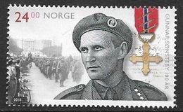 Norvège 2018 Timbre Neuf** Gunnar Sonsteby - Norvegia