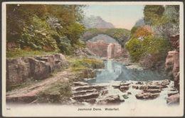 Waterfall, Jesmond Dene, Northumberland, 1903 - Postcard - Newcastle-upon-Tyne