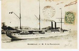 France , Ambulant De Jour :marseil à Lyon Spécial En 1903 , Pas Courant  TB - Marcophilie (Lettres)