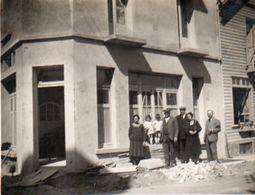 86Cps  Photo Le Touquet Paris Plage Devant Une Maison En 1928 - Le Touquet
