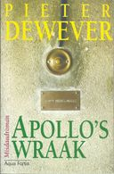 APOLLO'S WRAAK - PEITER DE WEVER - ( INSPECTEUR HOFMAN REEKS ) - Horrors & Thrillers