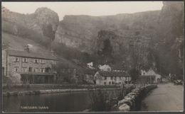 Cheddar, Somerset, C.1930 - Chapman RP Postcard - Cheddar