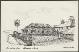 Harley Miller - Jamaica Inn, Bodmin Moor, Cornwall, C.1970s - Harvey Barton Postcard - England