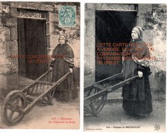 BRIGNOGAN 113 PAYSANNE DES ENVIRONS DE BREST - Brignogan-Plage