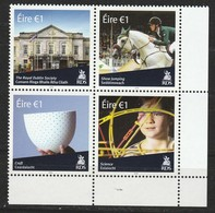 (D0610) Irlande: RDS Royal Dublin Society  2018 - 1949-... República Irlandése