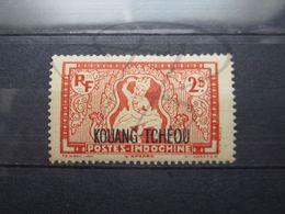 VEND BEAU TIMBRE DE KOUANG-TCHEOU N° 117 , XX !!! (a) - Kouang-Tcheou (1906-1945)