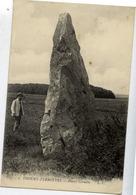 77 - THOURY-FÉROTTES - Pierre Cornoise - Menhir (rare En Seine-et-Marne) - Thoury-Ferrottes - Otros Municipios