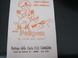 CARTA ASSORBENTE PUBBLICITARIA CARTOLERIA - Stationeries (flat Articles)