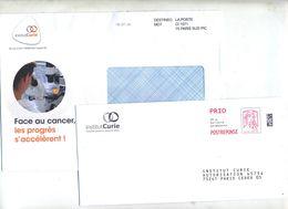 Pap Reponse Ciappa Institut Curie + Destineo - Ganzsachen