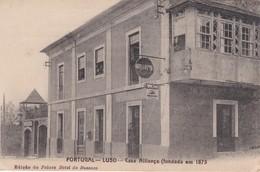 POSTCARD PORTUGAL - LUSO - CASA ALLIANÇA ( FUNDADA EM 1875 ) - Aveiro
