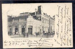 Rozendaal - Zeeuwsch Koffijhuis - Rijtuigen - Aurant - 1900 - Roosendaal