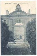 Cpa  Eyguières - Château De Roquemartine - Eyguieres