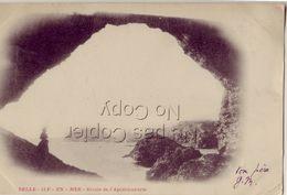 56 BELLE ILE EN MER Grotte De L'Apothicairerie (précurseur) - Belle Ile En Mer