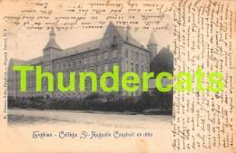 CPA ENGHIEN COLLEGE ST AUGUSTIN CONSTRUIT EN 1880 - Edingen