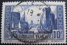 1797 - PORT DE LA ROCHELLE - 1929 - N°261 III - Cote : 7,50 € - France