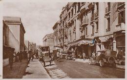 Maroc : Lot De 2 CPA - Casablanca  Architecture  - Bd Du 4e Zouave Et Le Port +Bd De L'Horloge - Voir 2 Scans - Casablanca