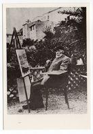 Peintre -- AUGUSTE RENOIR   Dans Sa Propriété De Cagnes Sur Mer En 1915 - Célébrités