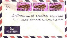Nigeria Air Mail Cover ... Ai832 - Nigeria (1961-...)