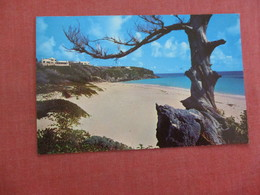 Old Sentinel Guarding West Beach Tucker's Town  - Bermuda Stamp & Cancel >> Ref 3029 - Bermuda