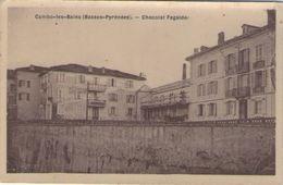 CPA 64 Pyrénées Atlantiques - CAMBO Les Bains - Chocolat Fagalde - Cambo-les-Bains