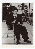 Peintre -- UTRILLO   à  Cannes En  1950 - Célébrités