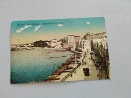 CARTOLINA TARANTO - VIA GARIBALDI, PANORAMA CITTA' NUOVA - Taranto