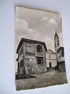 Trento - Cinte Tesino Chiesa E Municipio - Trento