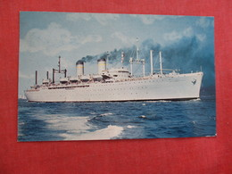 Navy Ship -----General Alexander M. Patch     T-AP-122   >> Ref 3029 - Warships