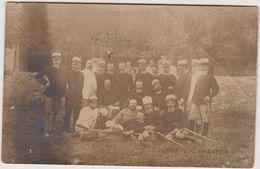 Italie  Campo  Gavirate  1904 Carte Photo Di Go Avirate - Italia