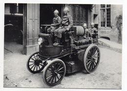 PARIS  --- PARIS  1900 -- Les Pompiers - France