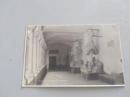 CARTOLINA GENOVA - CHIOSTRO DI S. MATTEO - Genova (Genoa)