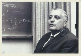 BELGIQUE - Carte N° 118 Du SOIR - Prix Nobel De Chimie En 1977, Le Professeur De L'ULB Ilya Prigogine En 1975. - Evénements