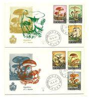 1967 - San Marino 743/48 Funghi - FDC-, - Funghi