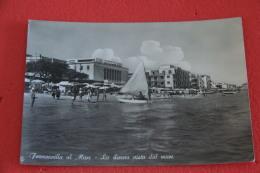 Francavilla Al Mare Chieti La Sirena Vista Dal Mare 1961 - Italia