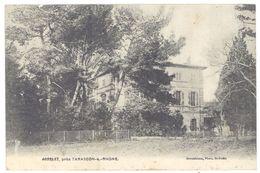Cpa Gobelet, Près Tarascon Sur Rhône - Tarascon
