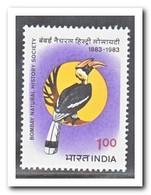 India 1983, Postfris MNH, Birds - India