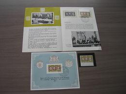 BELG.1964 1306 Op NL Folder Met Eerstedag Stempel+mooie Herinneringskaart+zegel** - FDC