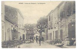 Cpa  Istres - Avenue Des Remparts - La Guinguette - Istres