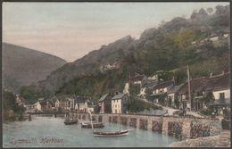 Lynmouth Harbour, Devon, C.1905 - Frith's Postcard - Lynmouth & Lynton