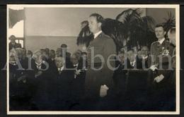 Postcard / ROYALTY / Belgique / België / Roi Leopold III / Koning Leopold III / Université De Liège / 1937 - Liege