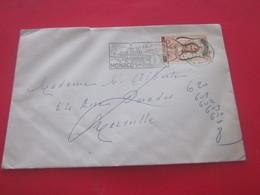 Timbre Europa Monaco 1960-1969  Lettre & Document - Monaco