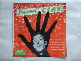 25 CM   PHILIPPE CLAY  LABEL PHILIPS 76.045R - Rock