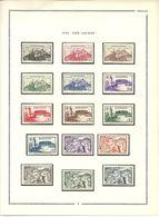 LOT FEZZAN - Stamps