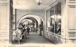 64 - Bayonne - Les Arceaux De La Rue Du Port-Neuf - Bayonne