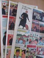 CLI818 Récit Complet : UN DON CAMILLO DU RUGBY , 3 F. 5/6 Pages Prises Dans Revue TINTIN Des 60's - Libros, Revistas, Cómics