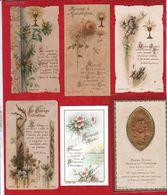 Vend Collection - Image Pieuse - Editeur BOUASSE - LEBEL  - Lot De 12 Images - A24 B - Devotion Images