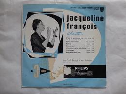 25 CM  JACQUELINE FRANCOIS  LABEL PHILIPS 76.070 R - Rock