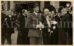 Postcard / ROYALTY / Belgique / België / Roi Leopold III / Koning Leopold III / Roeselare / 1937 - Roeselare
