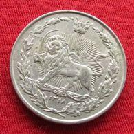 Iran 100 Dinars (2 Shahi)  1900 / AH 1318 KM# 962 Lt 462   Irão Persia Persien - Iran