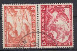 "Mi-Nr. SK 20, ""Wagner"", Sauber Gestempelt, O - Zusammendrucke"
